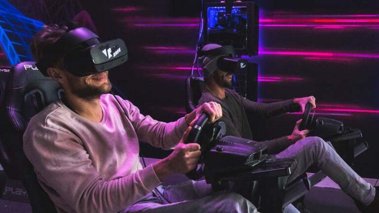 VR Racen